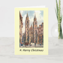 Christmas Card - Nuremberg, Germany