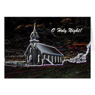 Christmas Card, O Holy Night!