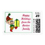 Christmas Card Postage