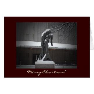 Christmas Card - Romantic Central Park