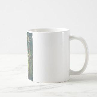 Christmas Cardinal in Cypress Coffee Mug