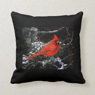 Cardinal Pillows Decorative Amp Throw Pillows Zazzle