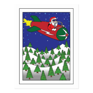 CHRISTMAS CARDS -1 POSTCARD