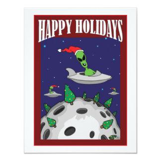"""CHRISTMAS CARDS #2 4.25"""" X 5.5"""" INVITATION CARD"""