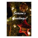 "Christmas Cards- ""Season's Greetings"""