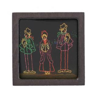Christmas Carol Lights 2 2016 Jewelry Box