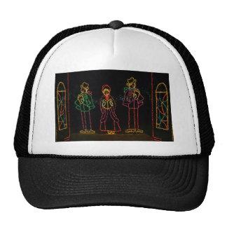 Christmas Carol Lights 2 2016 Trucker Hat