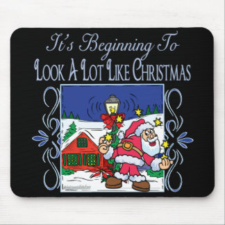 Christmas Carol Series Mouse Pad