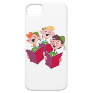 Christmas Carolers iPhone 5 Case