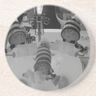 Christmas Carolers Coaster