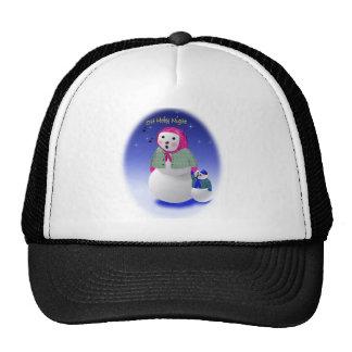 Christmas Carolers Trucker Hat