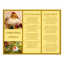 Christmas Carols Flyer