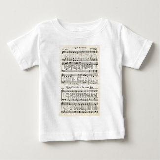 Christmas Carols: Joy to the World Baby T-Shirt