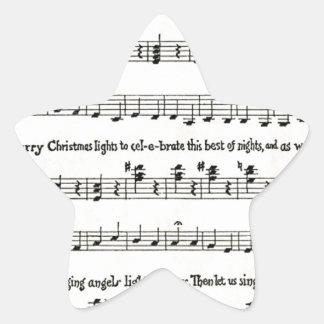 Christmas Carols The Children s Carol Sticker