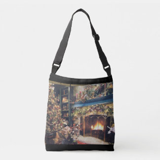 Christmas Carryon Crossbody Bag