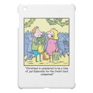 Christmas Cartoon Gift on Credit Case For The iPad Mini