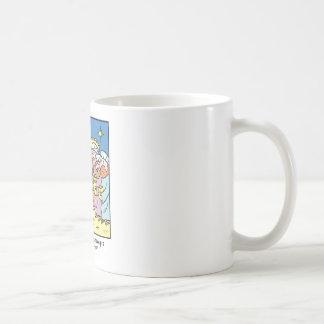 Christmas Cartoon Gift Receipts Coffee Mug