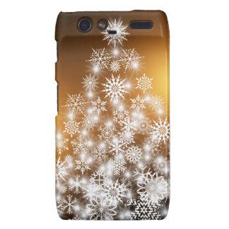 Christmas Motorola Droid RAZR Covers