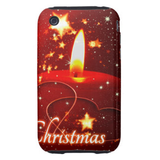 Christmas Tough iPhone 3 Cover