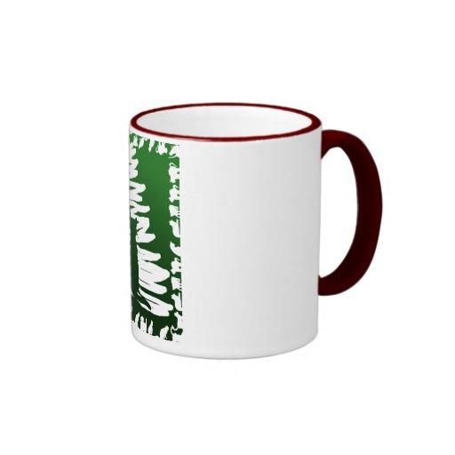 Christmas Cat 2 Coffee Mug