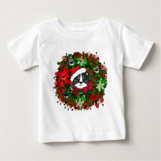 Christmas Cat Baby T-Shirt
