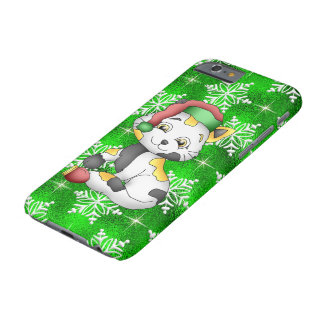 Christmas cat iPhone 6/6s barely there case Barely There iPhone 6 Case