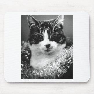 Christmas Cat Mousepads