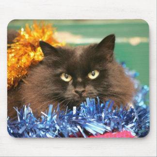Christmas Cat Mousemats