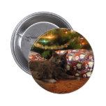 Christmas Cat Pins