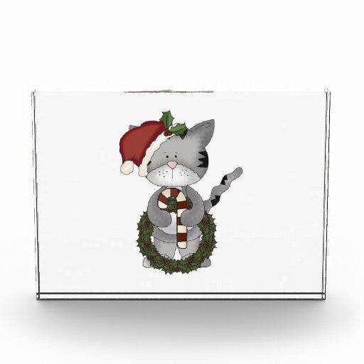 Christmas Cat Santa Awards
