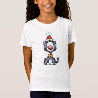 Christmas Cat - T-Shirt