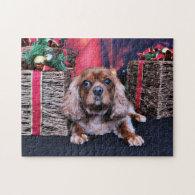 Christmas - Cavalier - Cooper Puzzle