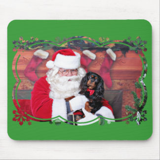Christmas - Cavalier King Charles Spaniel - Spence Mousepad