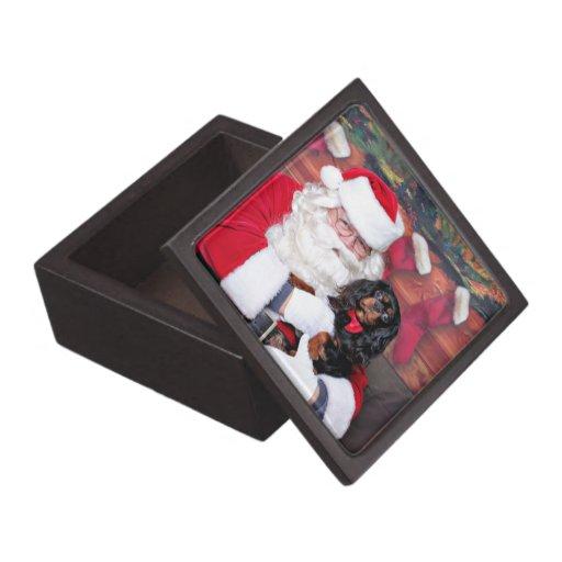 Christmas - Cavalier King Charles Spaniel - Spence Premium Gift Boxes