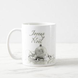 Christmas celebration coffee mug