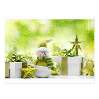 Christmas Celebrations 3 Postcard