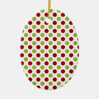 Christmas Ceramic Ornament