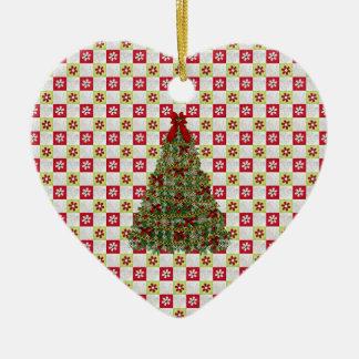 Christmas Ceramic Ornament