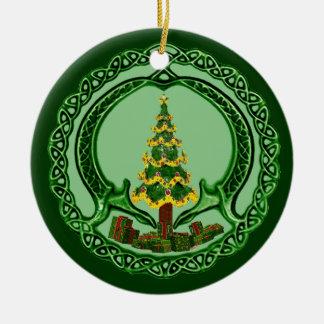 Christmas Chaddagh Christmas Ornaments