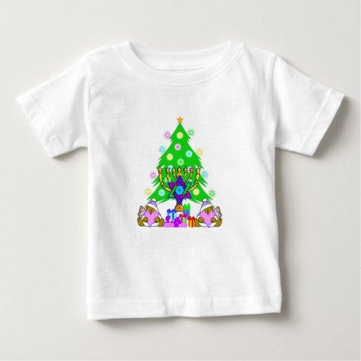 Christmas & Chanukah Shirt