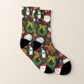 Christmas Characters Socks