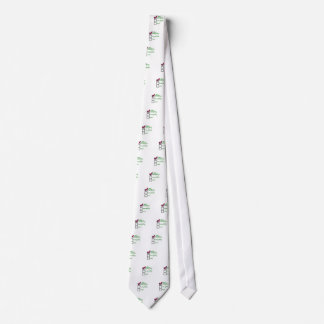 Christmas Check List Tie