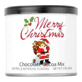Christmas Cheer Cocoa Hot Chocolate Drink Mix