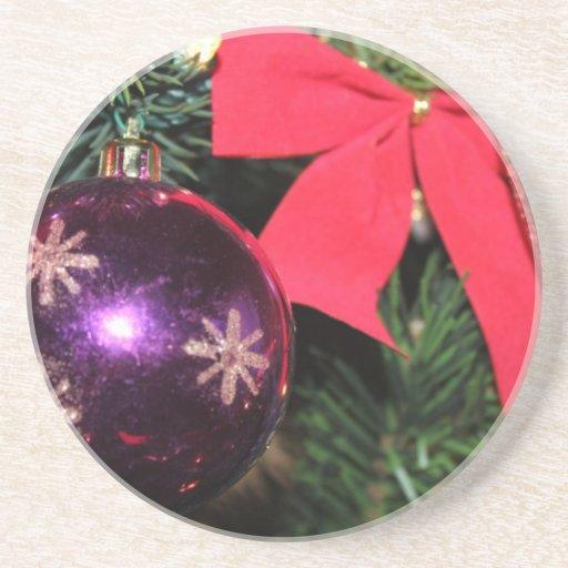 Christmas Cheer Drink Coaster