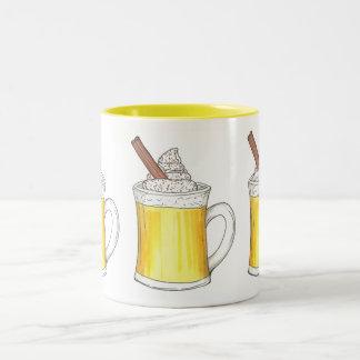 Christmas Cheer Egg Nog Eggnog Holiday Mug