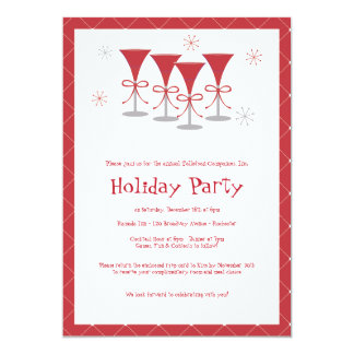 Cheers Cocktail Party Invitations Announcements Zazzle