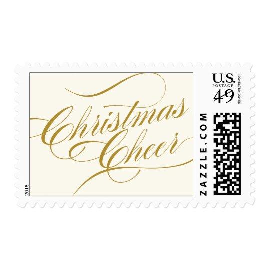 CHRISTMAS CHEER   HOLIDAY POSTAGE