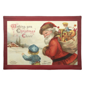 Christmas Cheer Placemat