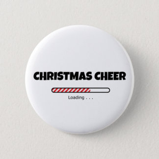 Christmas Cheer - Progress Bar - Loading Button