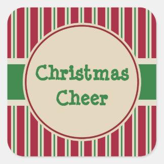 Christmas Cheer Stickers